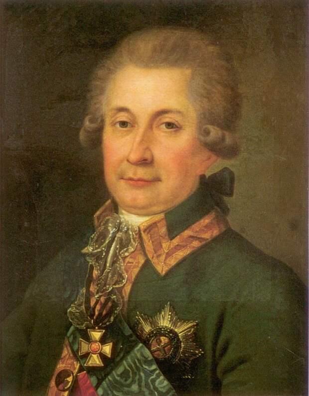 князь Юрий Владимирович