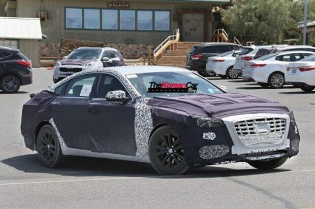 Hyundai-Genesis-Sedan-Turbo-Spied-for-the-First-Time-11