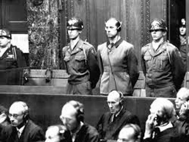 Новость на Newsland: Нюрнбергский финал. Как спасали нацистских преступников