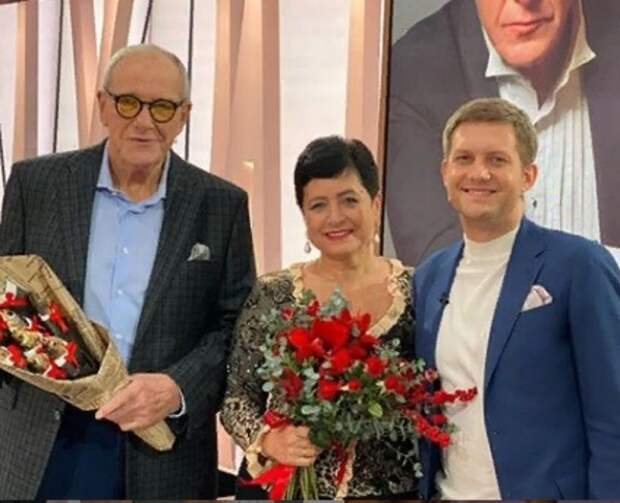 """Супруга Виторгана оставила отзыв о Борисе Корчевникове после съемок в """"Судьбе человека"""""""