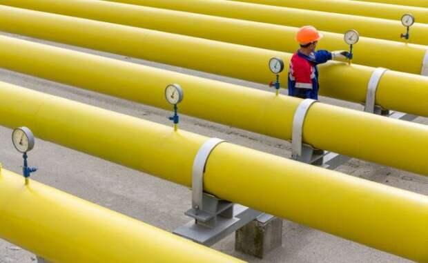 «Газпром» притормозил сукраинским транзитом