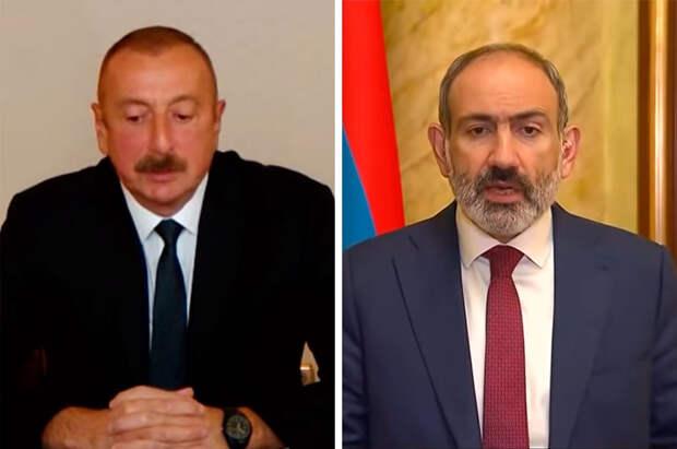 Алиев против Пашиняна