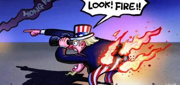 Поводы для войны США создают сами