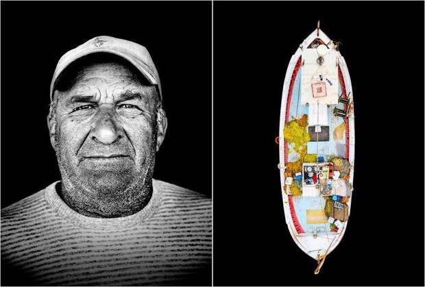 Жизнь рыбаков греческого острова Парос