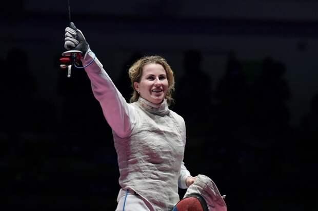Российская рапиристка проиграла Кифер и завоевала серебро на Олимпийских играх