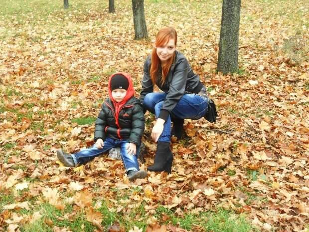 Рыжая Лиса – защитница Донбасса