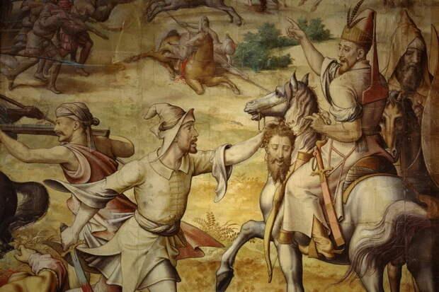 Война Священной лиги в 1539 году. В 3-х частях