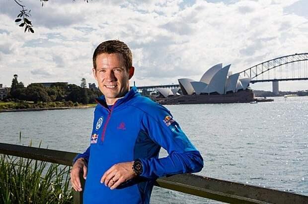 СЕБАСТЬЕН ОЖЬЕ Франция, 33 года, чемпион мира по ралли