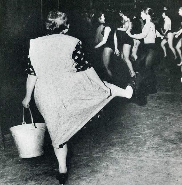Исторические фото бывают смешными