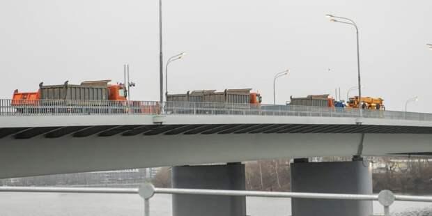 Собянин: Победителей конкурса проектов мостов через Москву-реку объявят в августе