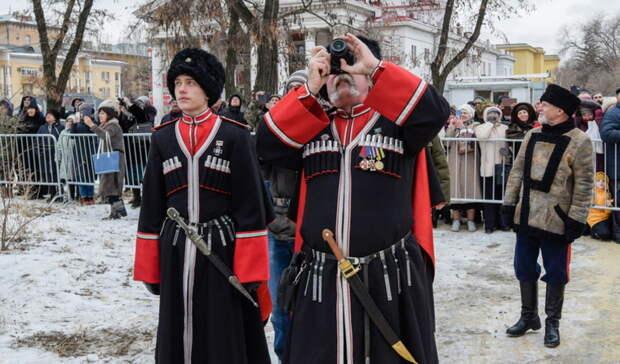 У оренбургских казаков появится собственный культурный центр
