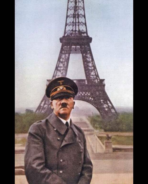 Егор Яковлев про нацистов в Европе