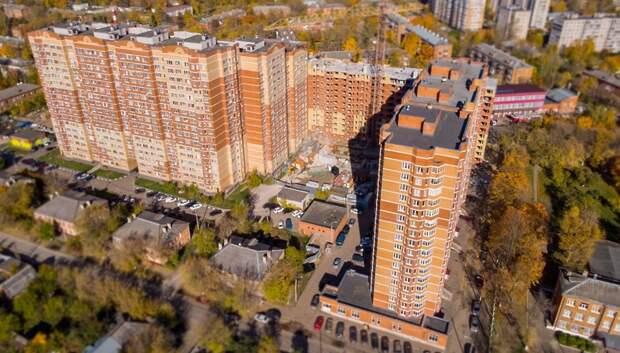 В Подольске могут возобновить строительство долгостроя ЖК «Шепчинки»
