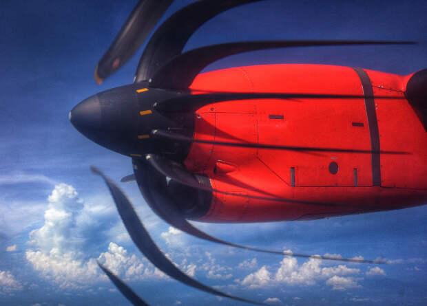 Итальянцы испытают композитные фюзеляжи турбовинтовых самолетов