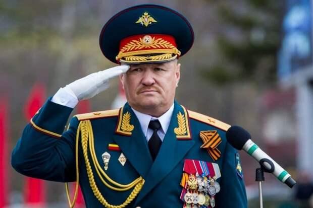 «Хромой генерал». Валерий Асапов - Герой России и Сирии