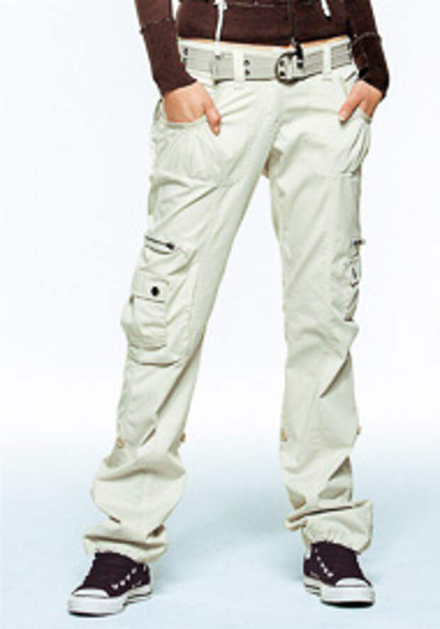 перевернутый треугольник брюки юбка