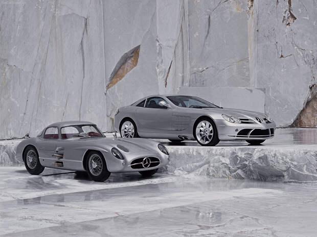 2. Mercedes авто, история