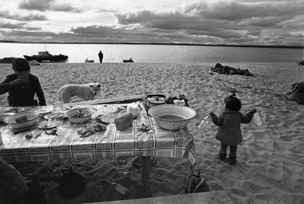 Жизнь, пойманная врасплох. Снимки легендарного советского фотожурналиста Игоря Гаврилова