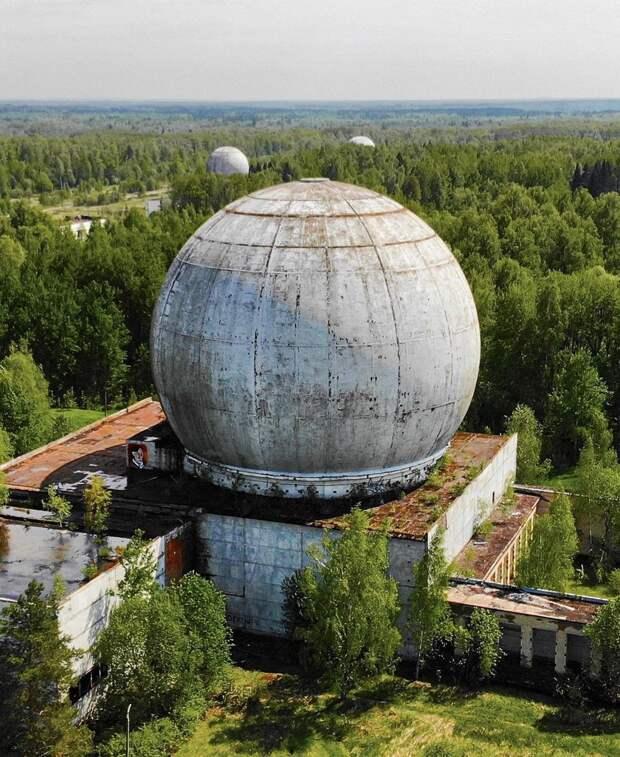 Поразительные артефакты Холодной войны в России и за ее пределами (ФОТО)