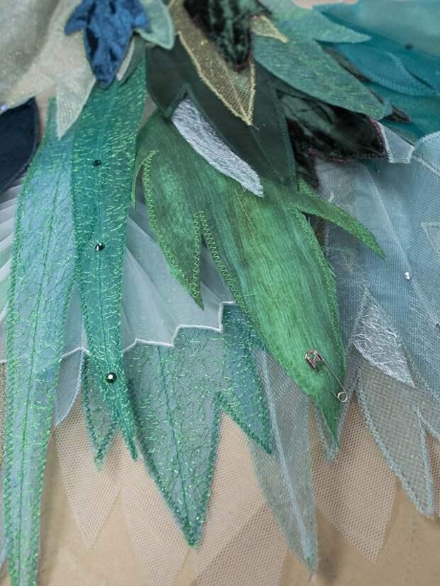 Растительный декор (подборка, Diy)