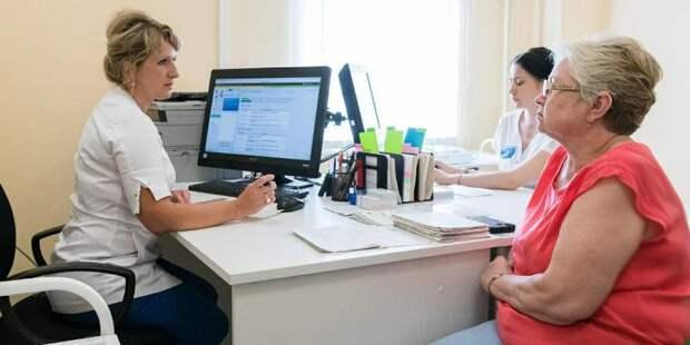 Сотрудники МФЦ расскажут о капремонте поликлиник по новому стандарту. Фото: mos.ru