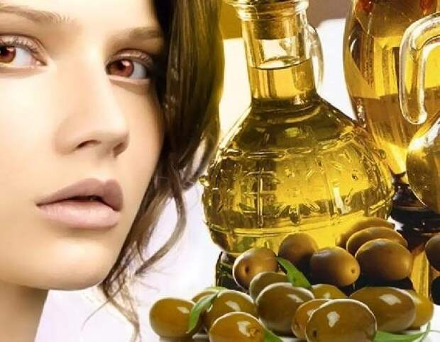 Оливковое масло для красоты волос