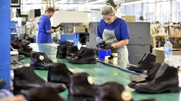 Рабочий фабрики