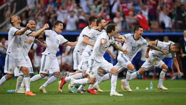 Российскую сборную по футболу пригласили в Кремль