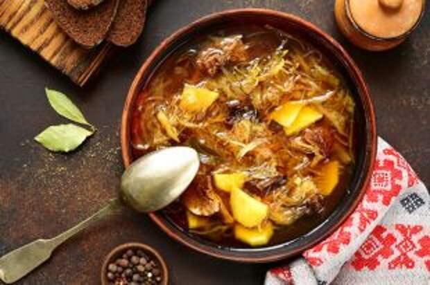 Сложные щи. Рецепты великого повара XIX века