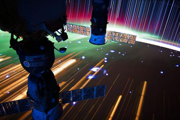 15 лет на МКС: лучшие кадры