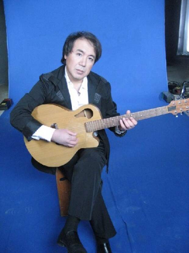 Скончался Булат Сыздыков, экс-музыкант А-Студио