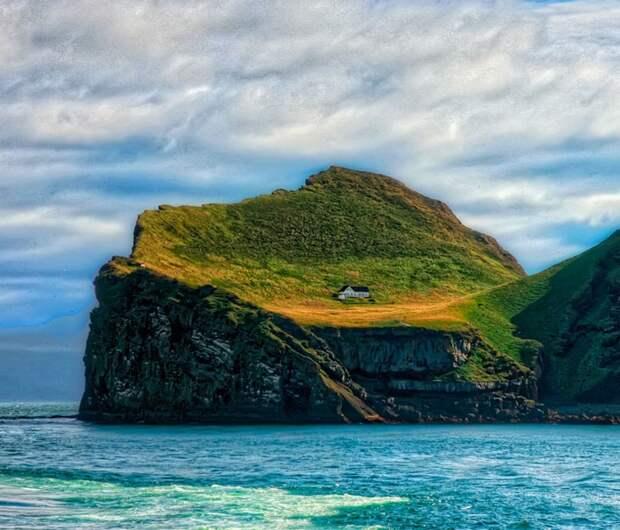 Вестманнаэйар, Исландия