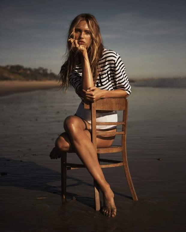 Роми Стрейд для Vogue Netherlands