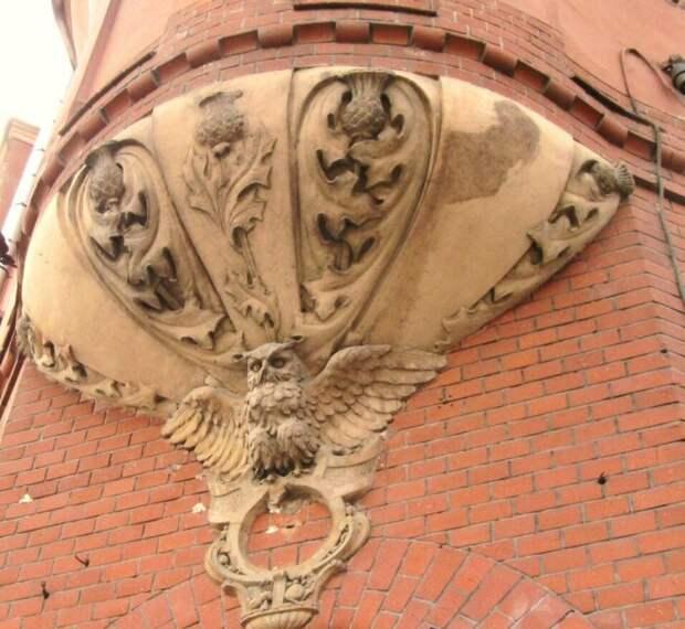 Чертополох навевает на мрачные мысли, но выполнен очень искусно. /Фото:a-la-belle.livejournal.com