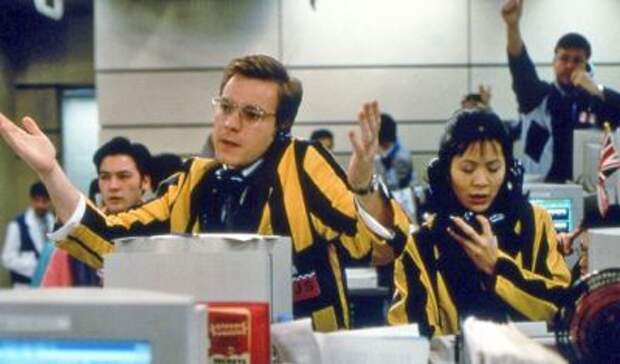 Кадр из фильма Аферист (1999)
