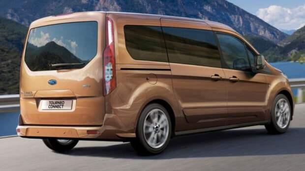Minivan - автомобиль для больших семей.