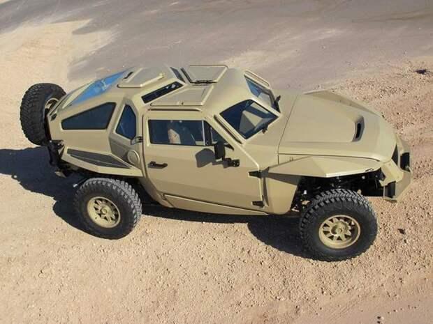 Прототип боевого багги FLYPMode авто, броневик, военная техника
