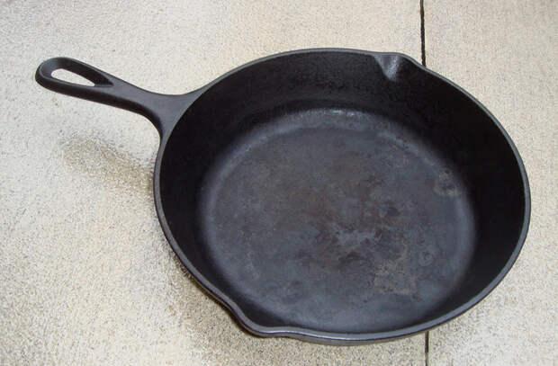 Ежедневные ошибки, которые портят вашу чугунную посуду