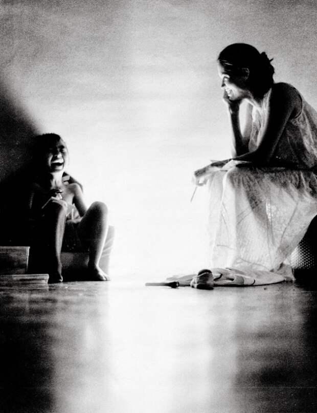 Брэд Питт сделал фотографии своей жены такой, как он видит ее сам