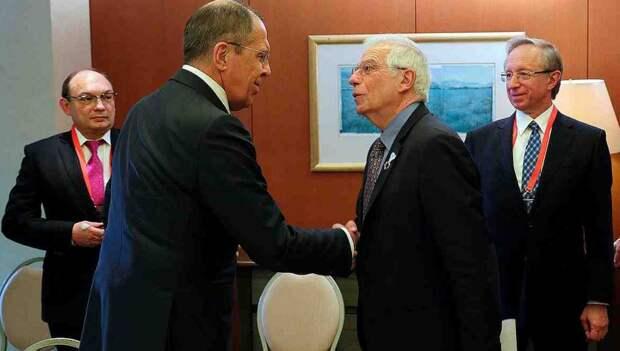 Стремительная контратака Лаврова в секунду снесла оборону ЕС