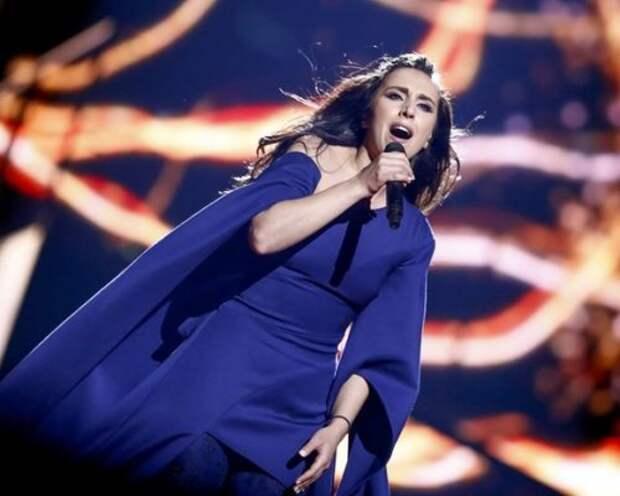 Победительница «Евровидения-2016» Джамала рассекретила имя своего фаворита на конкурсе