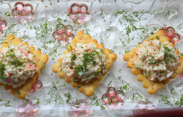 Салат-закуска «Морской»