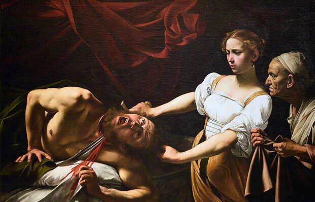 Почему Караваджо называли «художником грязных ног»: Самые провокационные работы мастера