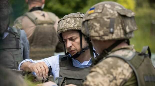 Украина назвала повод для начала войны в Донбассе