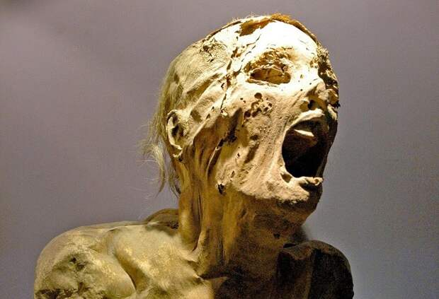 Кричащие мумии Гуанахуато
