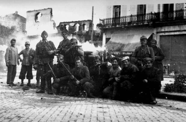 Албания в первой половине XX века. Обретение независимости и Вторая мировая война