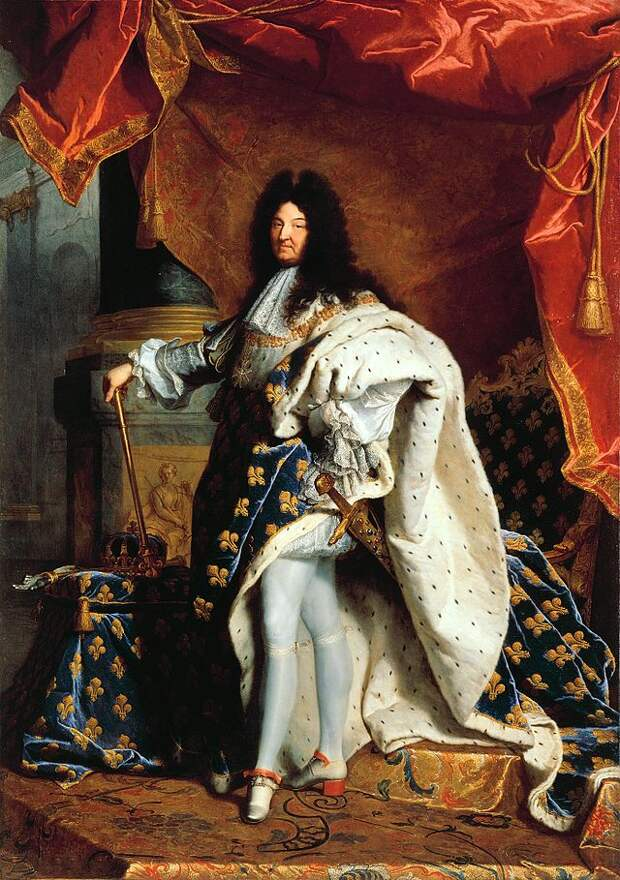 Людовик XIV. Гиацинт Риго, 1701 год.jpg