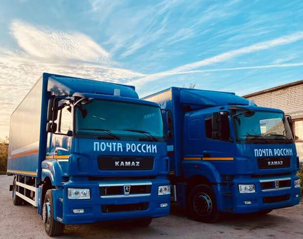 На почтовые маршруты Рязанской области выйдут 49 новых автомобилей