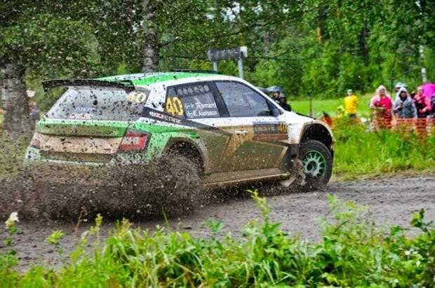 В зачете WRC2 усилиями финского и шведского экипажей золото и серебро достались автомобилям Skoda Fabia R5.