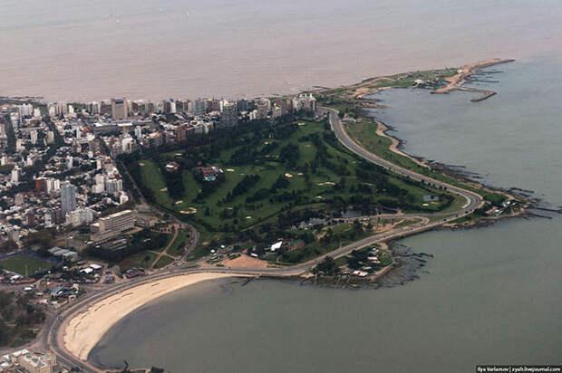 Прогулка по столице Уругвая